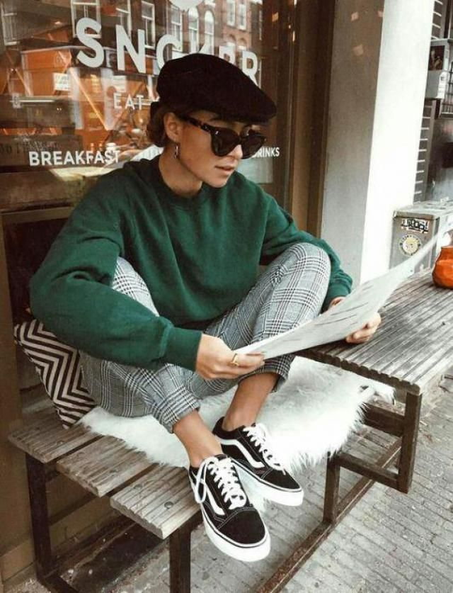 I love casual combinations that can be worn on the streets and different events