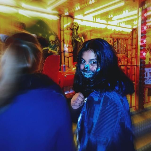 Halloween Look!!!