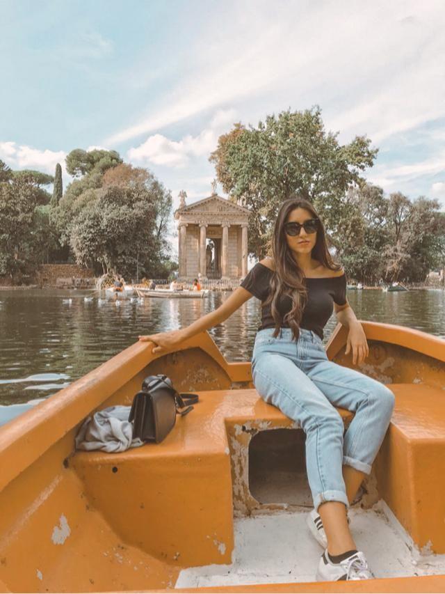 Amazing days in Rome.