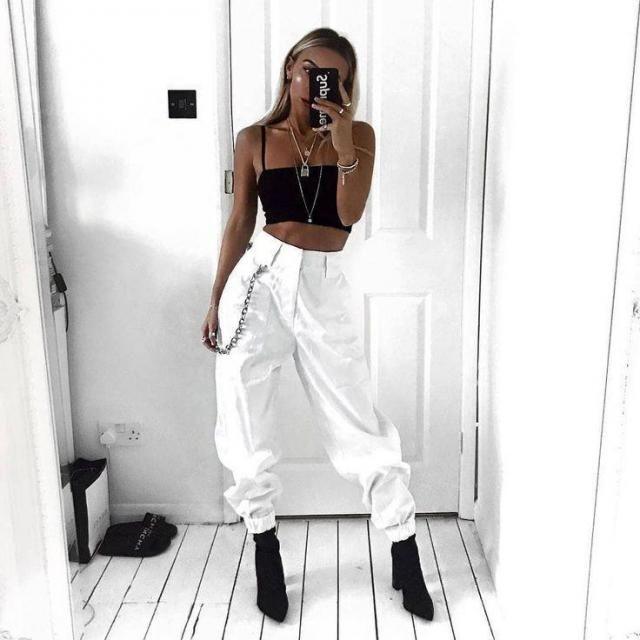 white pants | | |