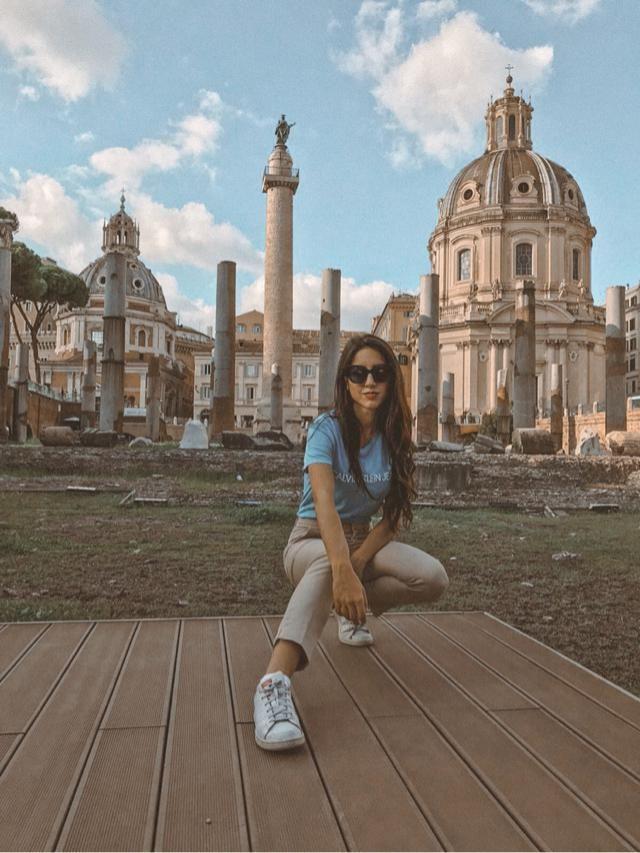 Rome. Italy. Holidays!