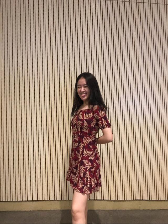 Lovely dress for a lovely day!