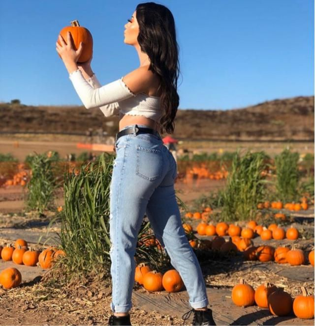 Its hard to choose the right pumpkin but im always excited