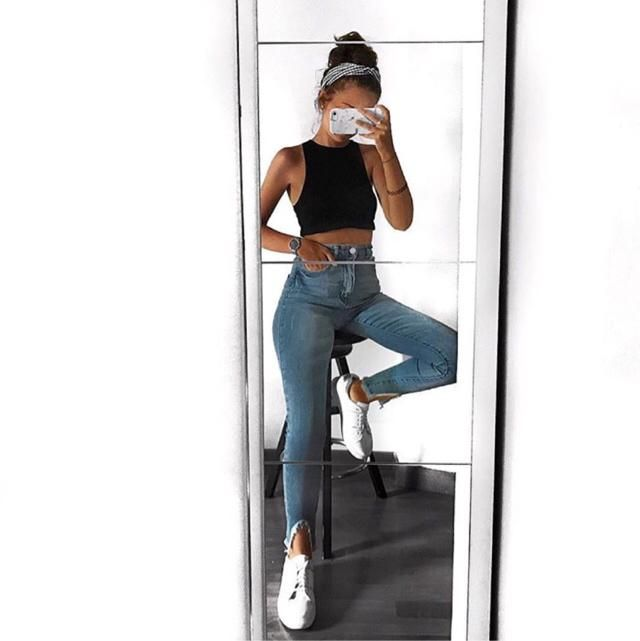 dying over these jeans x