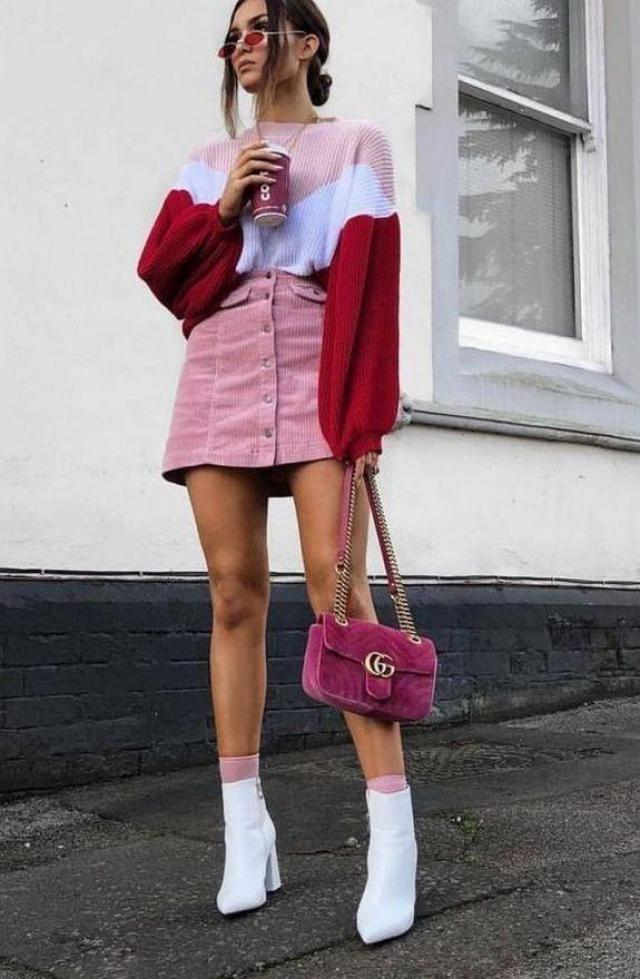 pink. | | |