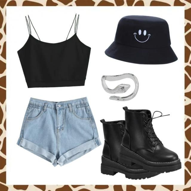 Going out with friends outfit