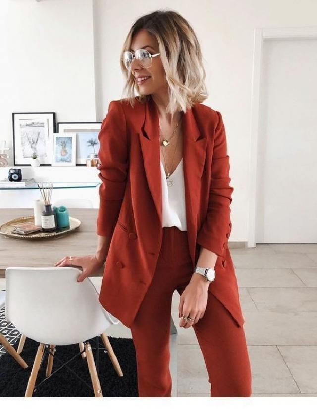 Every woman should own a suit. You only need one, but when you find one that works, you may not want to stop there.…
