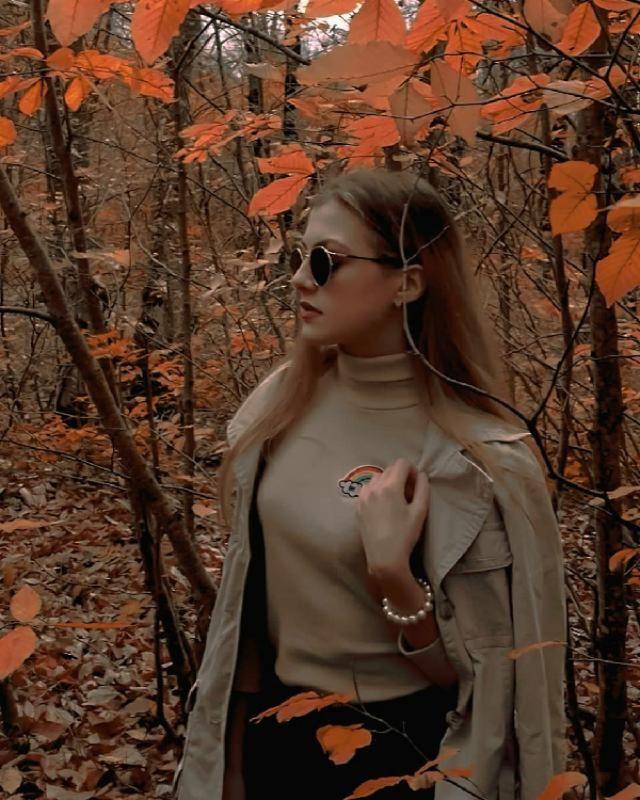 Autumn vibes.
