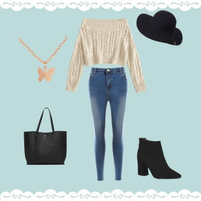 get this cute look at Zaful and rock this chilly weather in style!