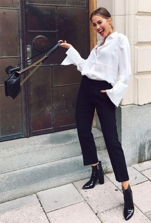 There are some fashion pieces that are crucial for every women's fashion wardrobe. Black pants are one of them.  The…