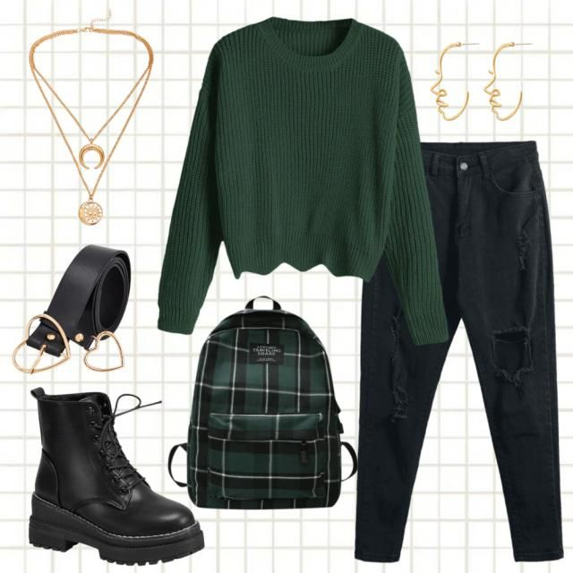 ♡ CASUAL WINTER OUTFIT ♡
