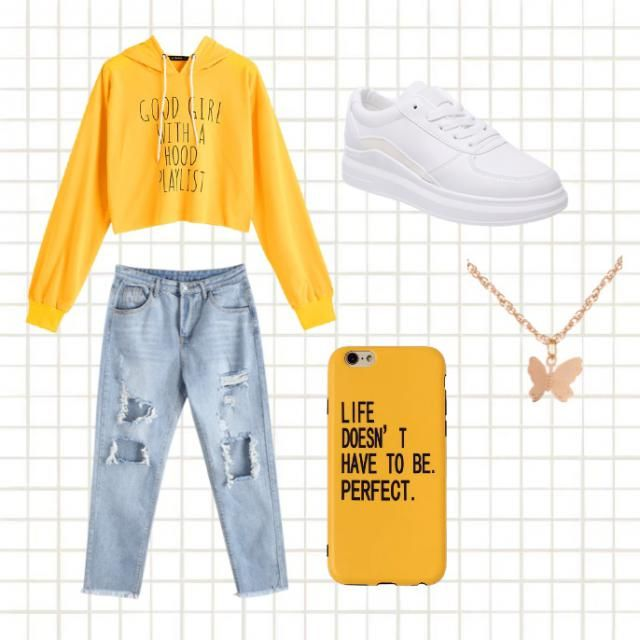 Quite a basic outfit that I would wear