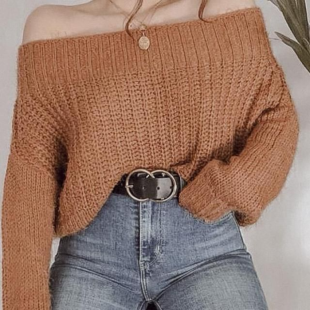 Cropped Sweater!