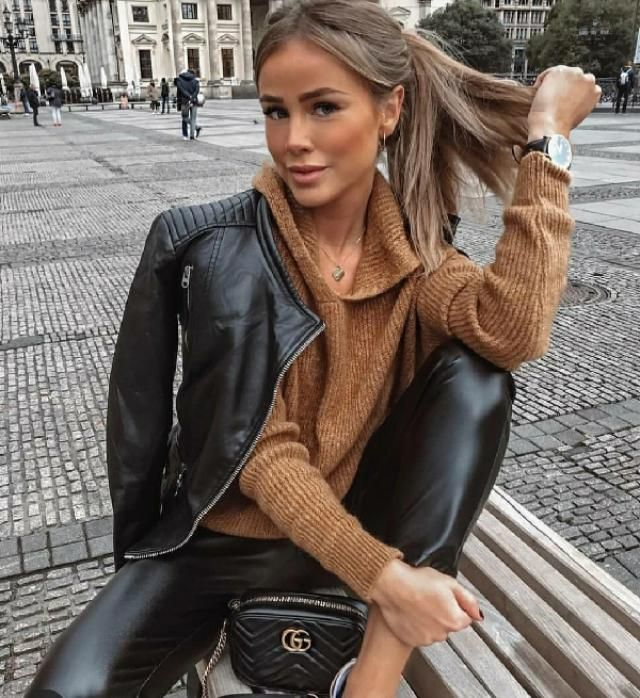 Are you a leather pants lover person or not?