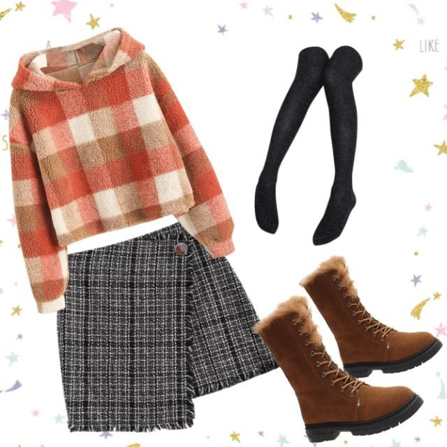 When do I get to wear such outfit? There&;s no winter nor fall in my country..