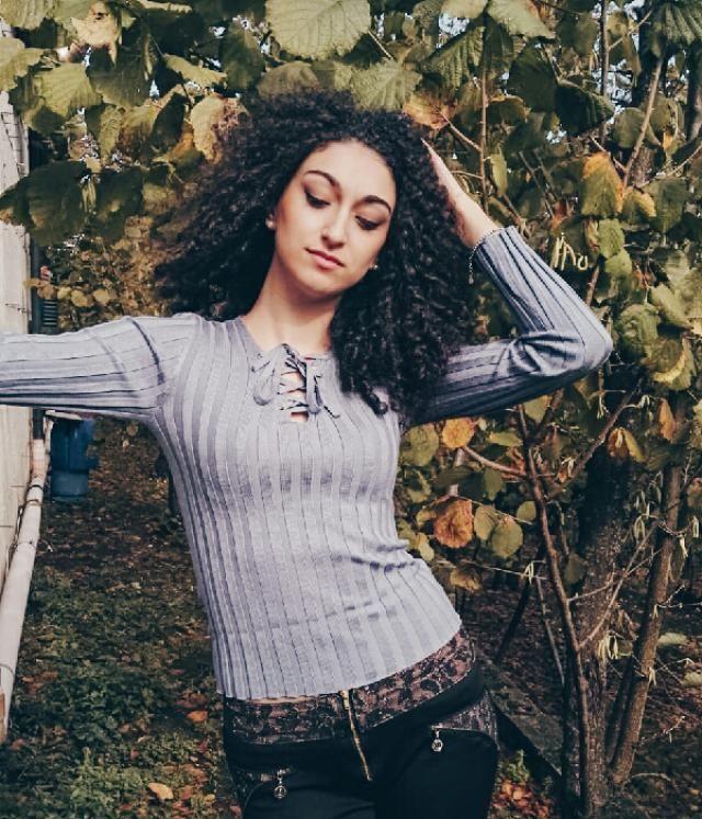 questa maglia sa proprio di autunno, non è vero?
