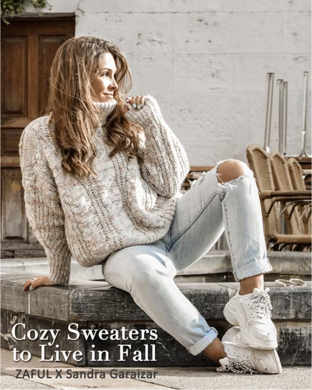 Sweaters so cute and warm, you won`t even notice how cold it is. Click to see more cozy sweaters you`ll basically wan…