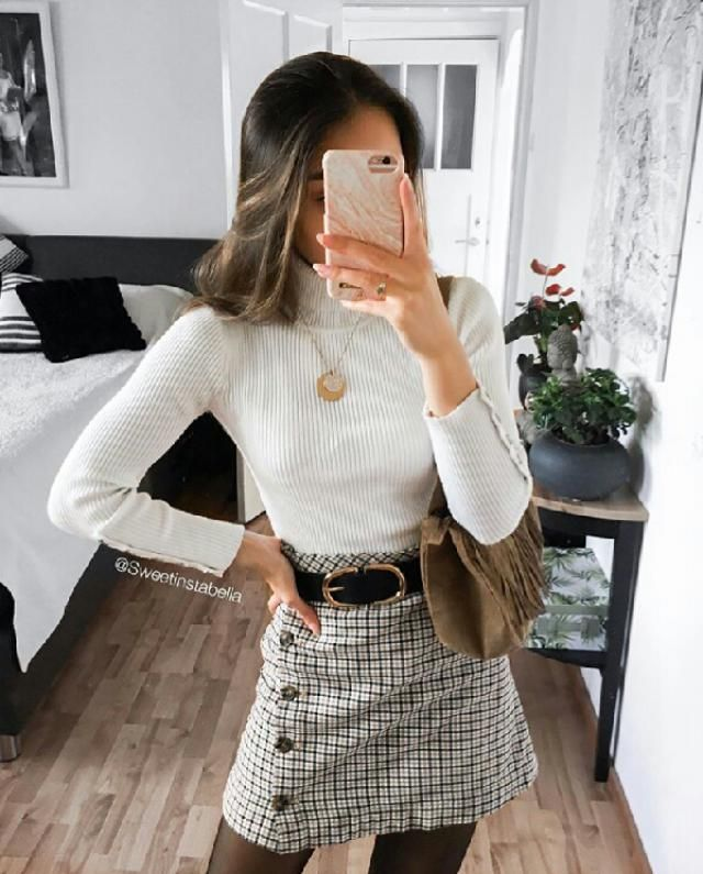 such a cute chic outfit, what do you think about it?