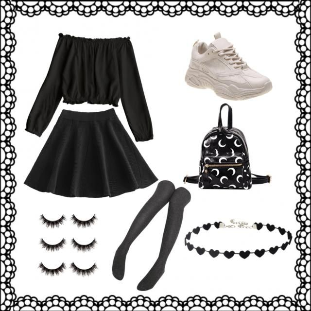 Gothic casual