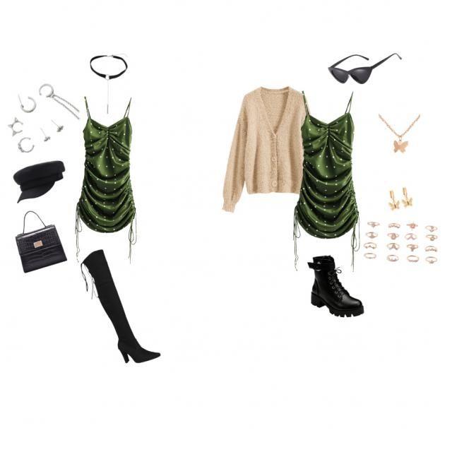 1 Dress 2 Looks