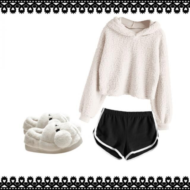 Comfy home outfit