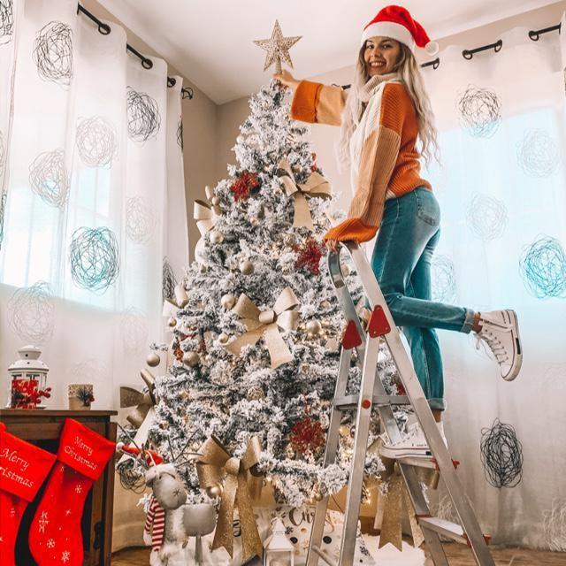 Mi arbol de navidad ya esta listo!