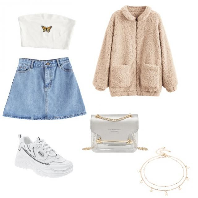 Warm Summer/ Spring outfit