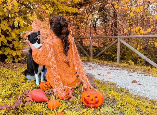 Halloween è già  passato da un po' ma non potevo non mettere  questa foto con la mia piccola che poveretta si pre…