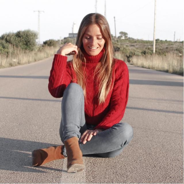 Outfit: jeans + jersey  @zaful +boots