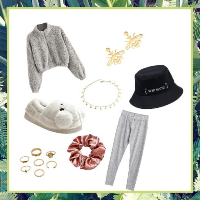 A sweet Winter outfit