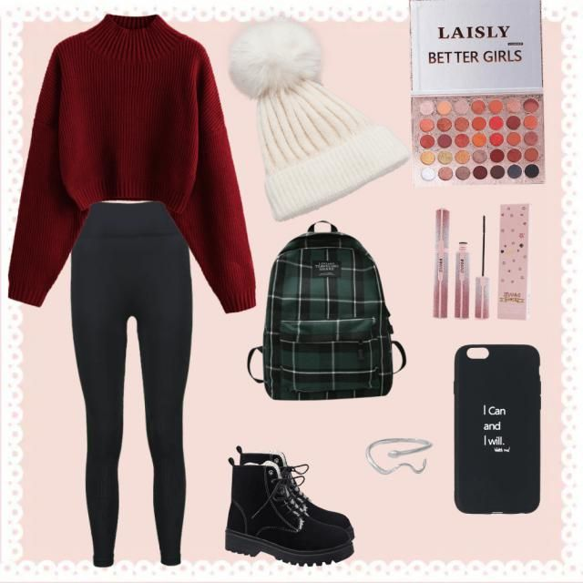 Cute and Cozy❄