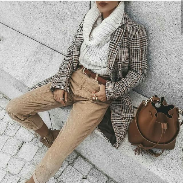 I'm in love with this smart classy look, what do you think about it?