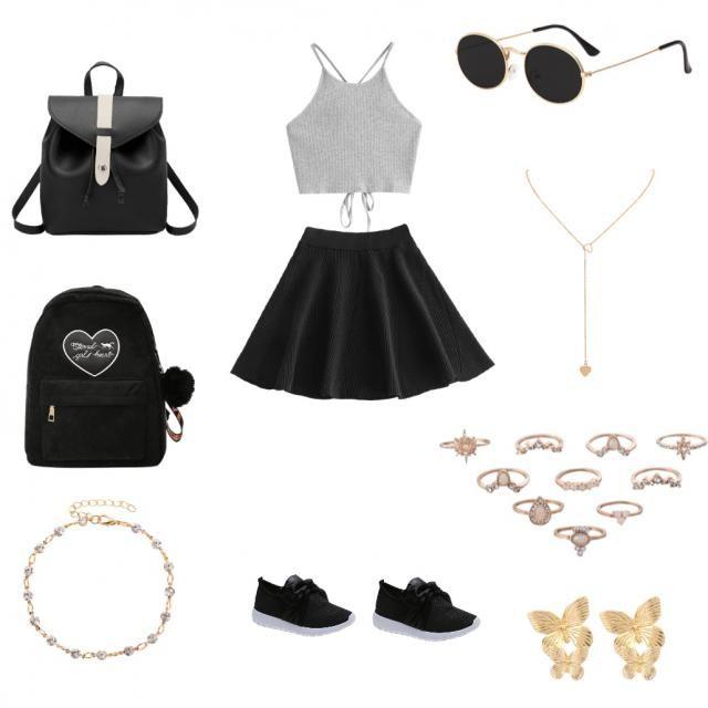 Este es un outfit perfecto para una ocasión súper especial y …