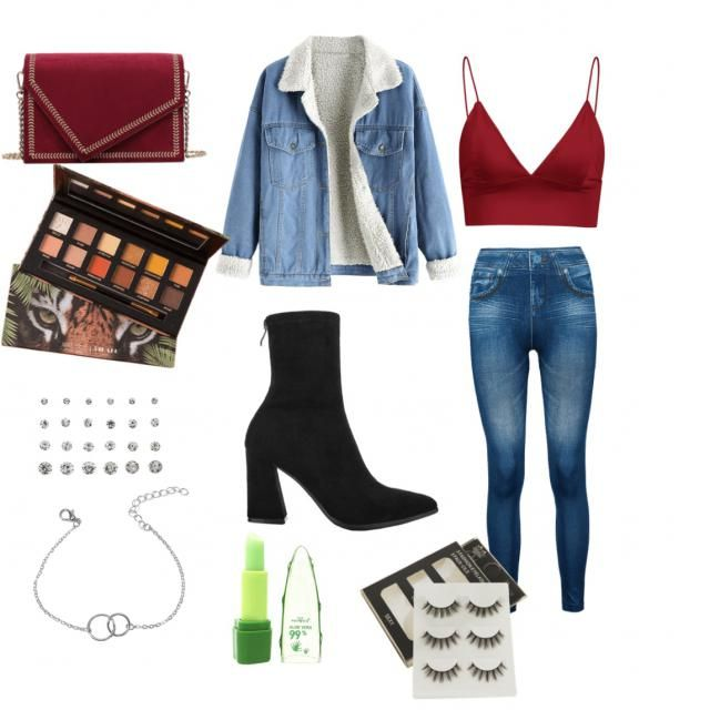 Fall vibes... (i hope people will like my outfit) lfl) xoxo-Alena