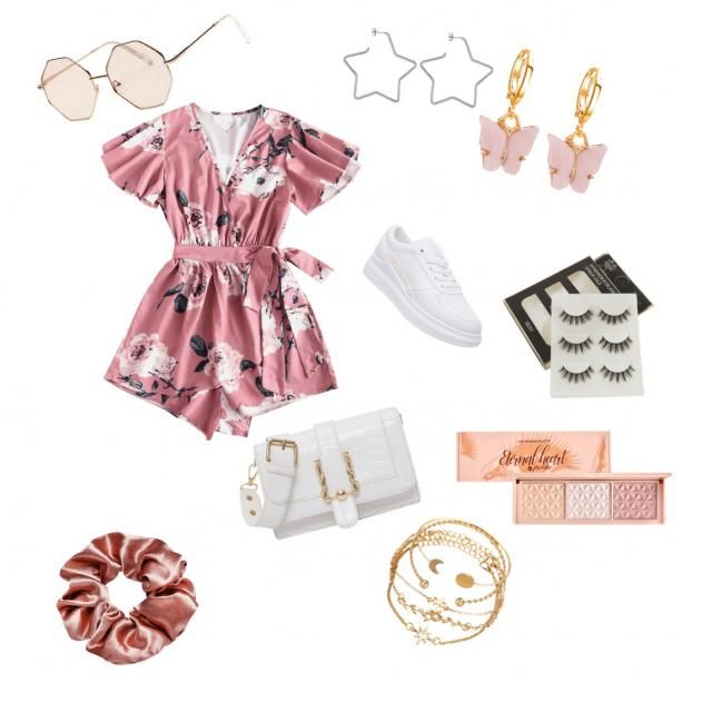 A Pink look for when your feeling Pink