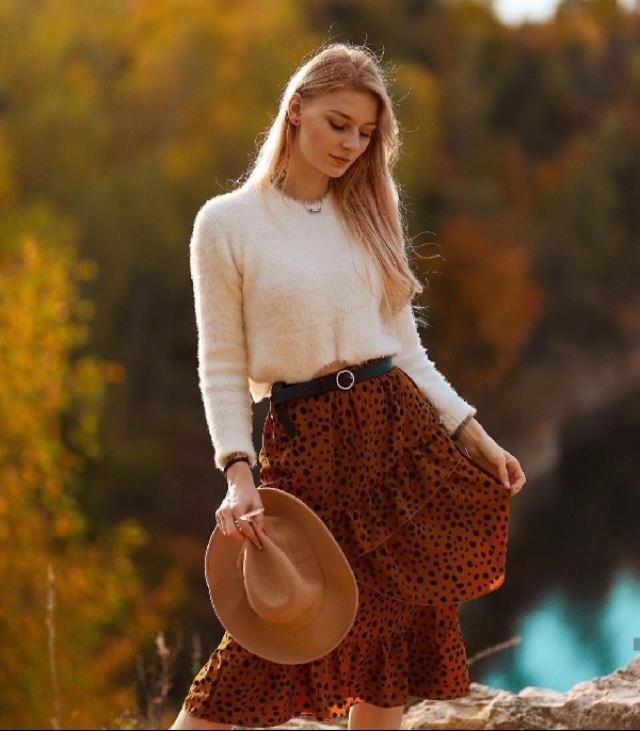 Skirts cute style! The satin skirt is one of thesummer 2019 fashion trendsthat has taken over and seen countless o…