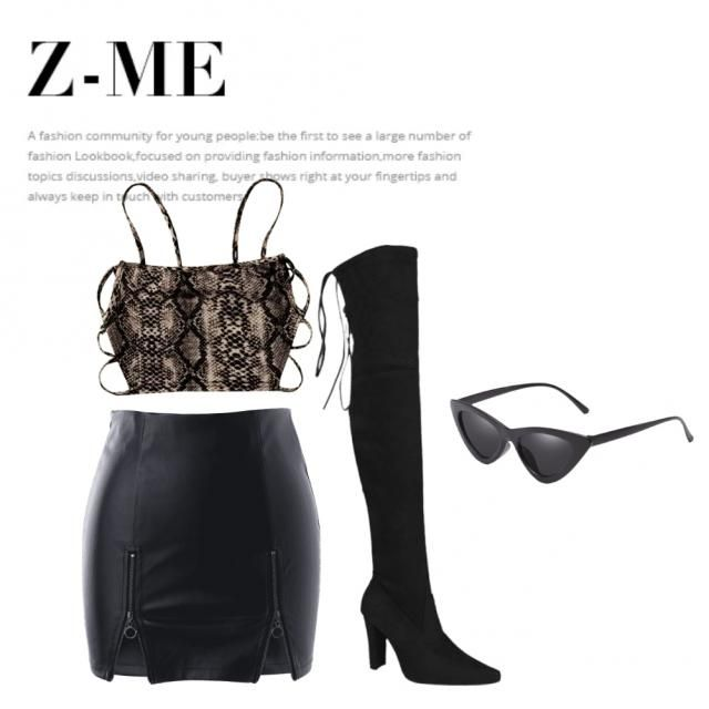 Enjoying this wishlist look!