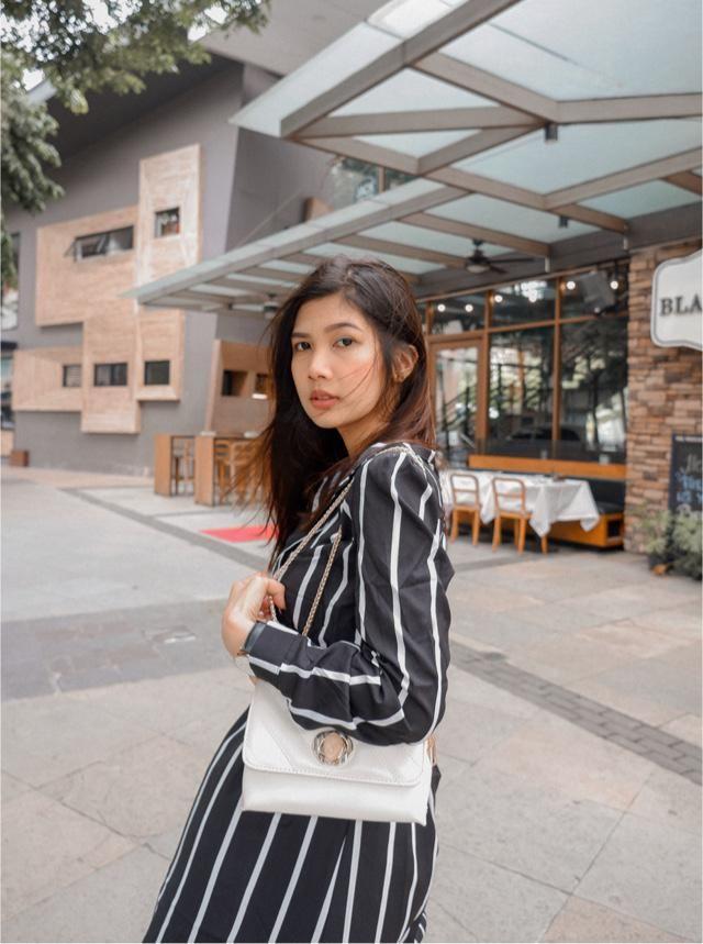 Dress & bag: @zaful