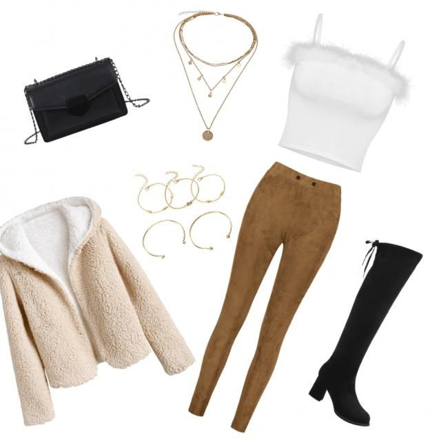 everyday neutral outfit
