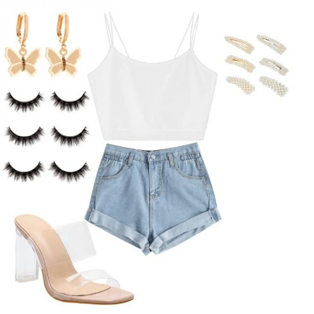 Total babe outfit you can't go wrong with this