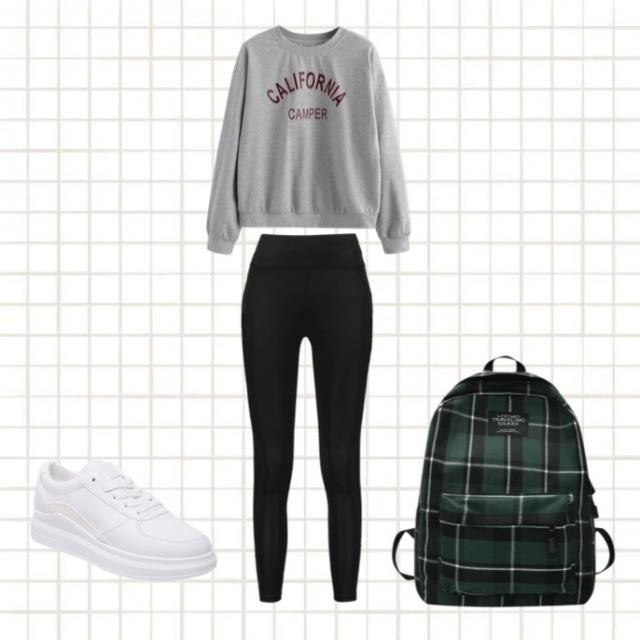 First day of school outfit