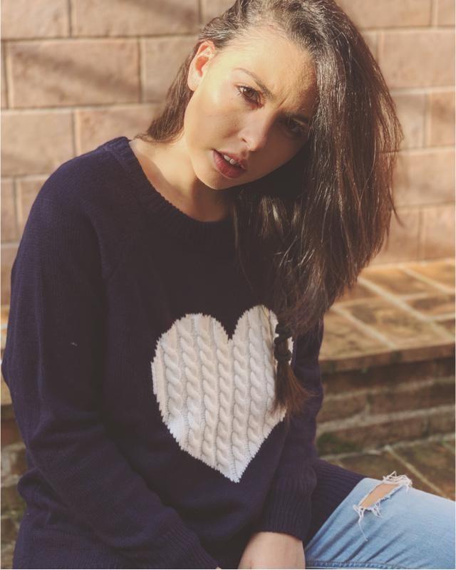 Ma non è fantastico questo maglioncino?♥️