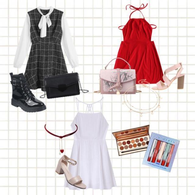Outfits para Año Nuevo y navidad ;))
