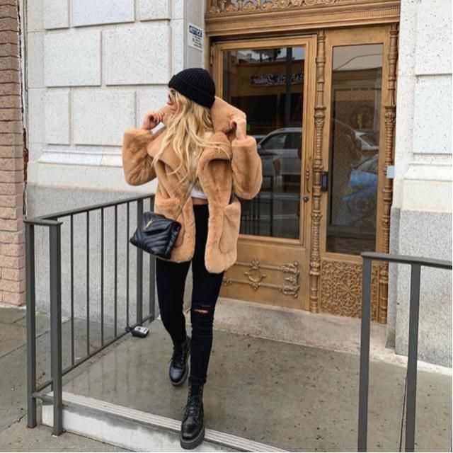 Do you like teddy coat? It's my favourite so far