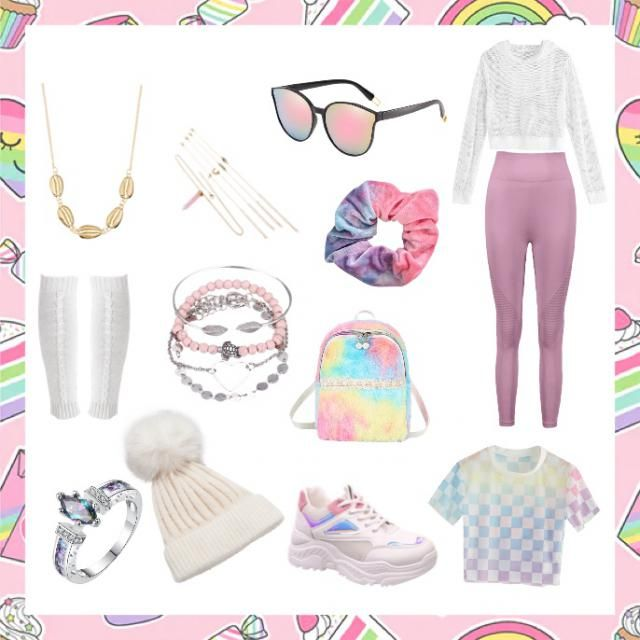 Cute and Colorful
