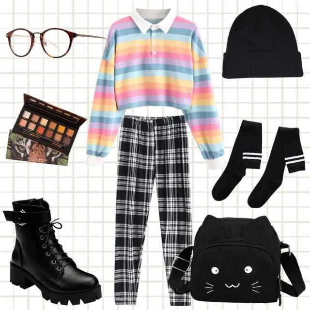 casual day look x