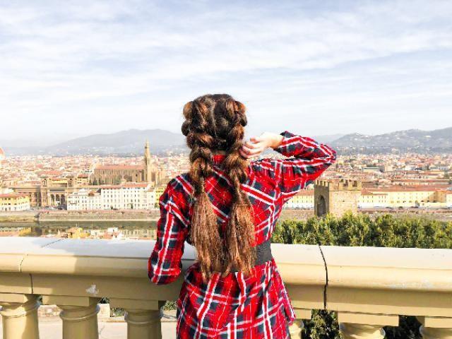 siete mai stati a Firenze? io soltanto in questa primavera grazie  al fatto che ho accompagnato una delle mi…