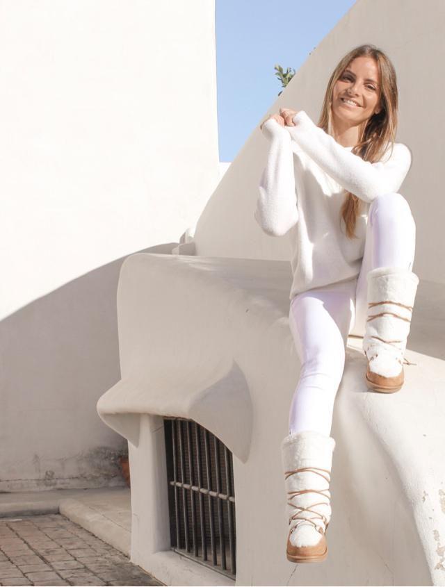 ⛄️   Boots @justfab  IG @beafeliu