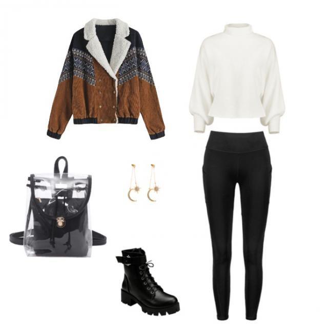 ~Stylisches Winteroutfit~