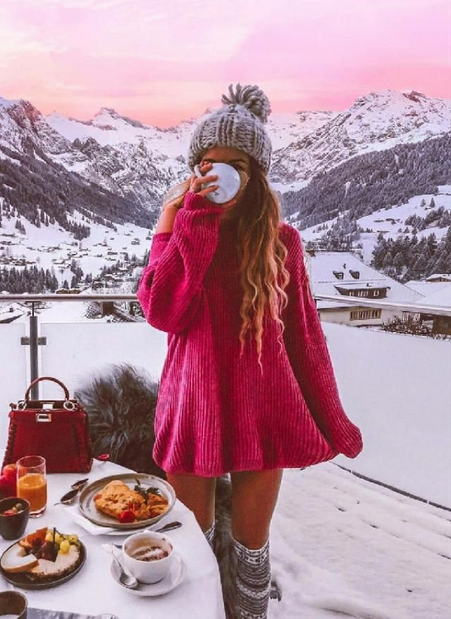 Waking up with SNOW